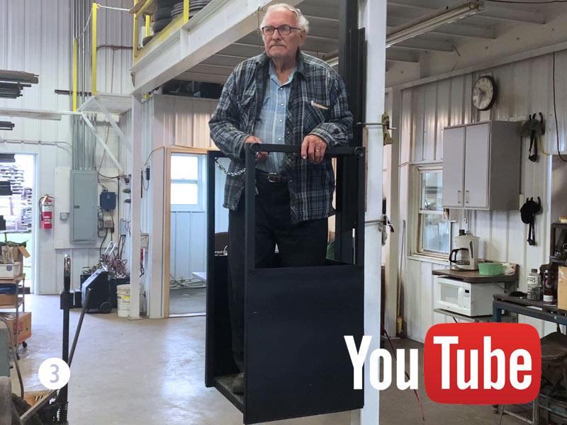 Versatile Standing Box Lifts Startracks Mobility