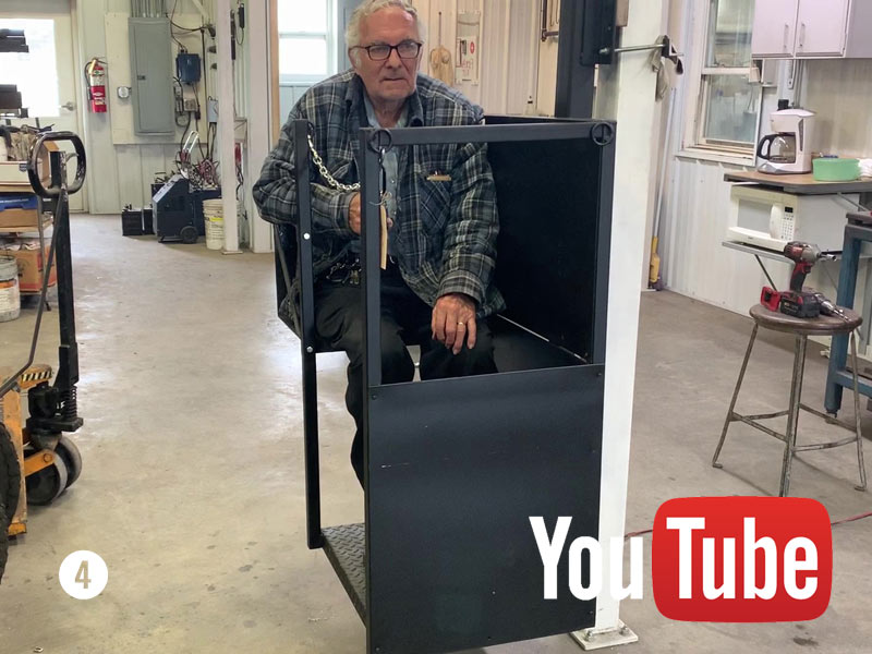 Versatile Seated Lifts Startracks Mobility