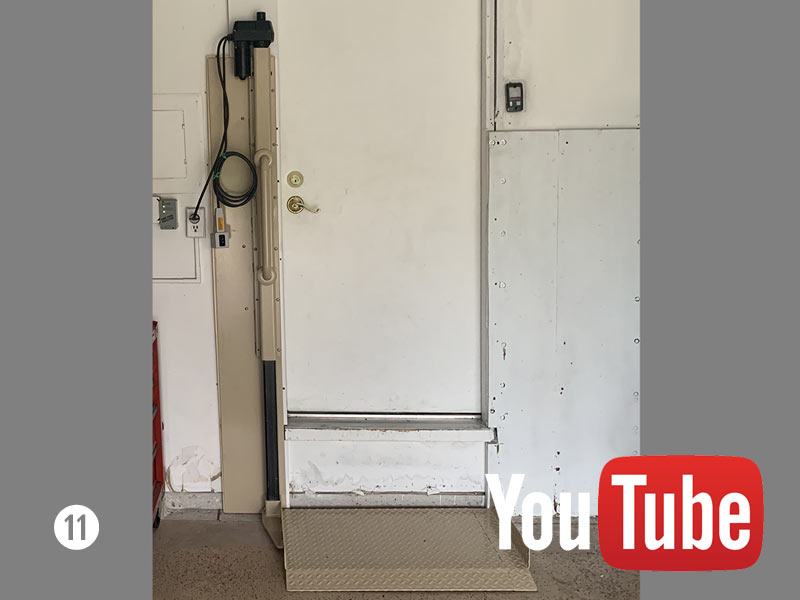 Garage Standing Lift
