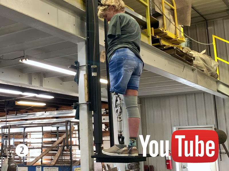 Versatile Standing Lifts Startracks Mobility