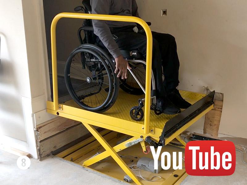 Wheelchair Lift Startracks Mobility