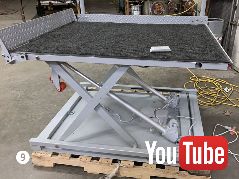 Wheelchair Platform Lift Development