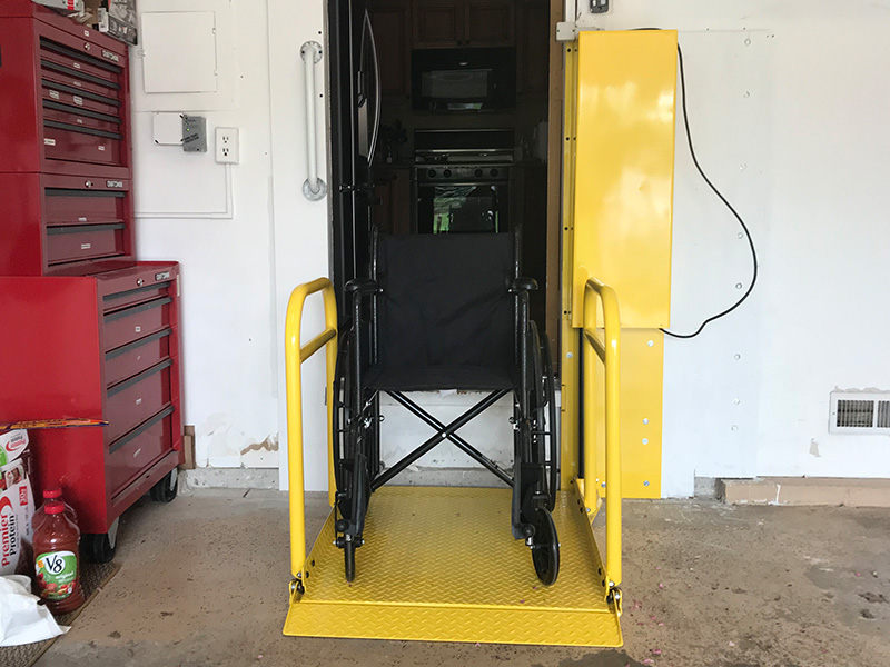 Home Standing Lift